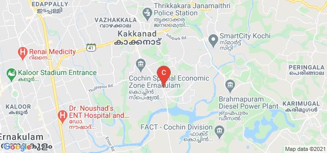 Rajagiri Centre for Business Studies, Rajagiri Valley, Cochin, Kerala, India