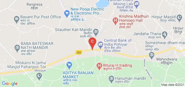 National Institute of Pharmaceutical Education and Research, Hajipur - Sarai Road, Anwarpur, Hajipur, Bihar, India