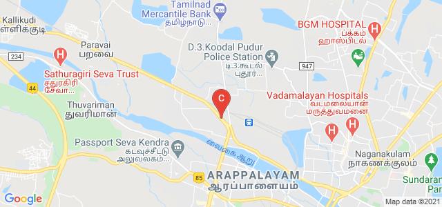 Fatima College Bus Stop, Madurai - Dhindukkal Road, Thathaneri, Madurai, Tamil Nadu, India