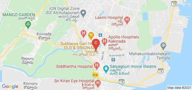 Pithapuram Rajah's Government College (Autonomous), Kakinada, Rama Rao Peta, Kakinada, Andhra Pradesh, India