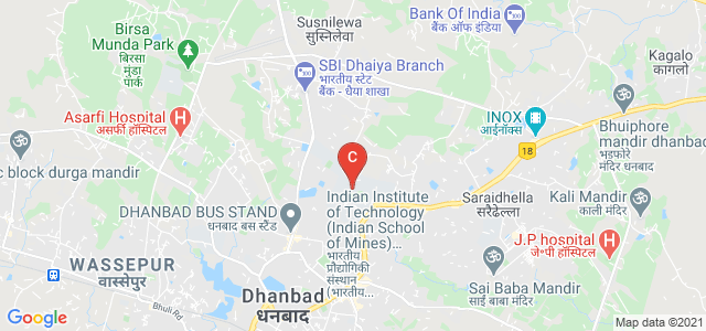 Indian Institute of Technology (Indian School of Mines), IIT (ISM, Sardar Patel Nagar, Dhanbad, Jharkhand, India