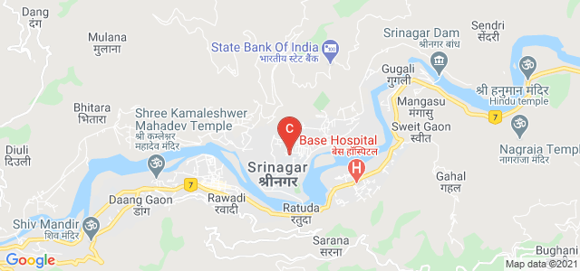 HEMVATI NANDAN BAHUGUNA GARHWAL UNIVERSITY, Madhi Chauras, Naur, Uttarakhand, India