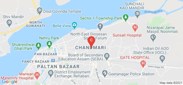 J B Law College, RG Baruah Road, Chandmari, Guwahati, Assam, India