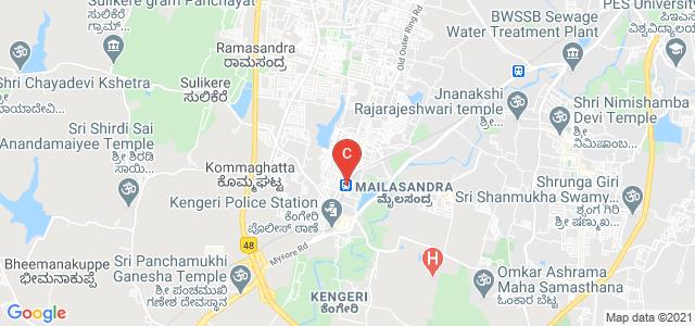 Padmashree Institute of Management & Sciences, Bangalore, Karnataka, India