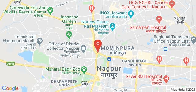 G.H Raisoni Law School, Kingsway Road, Sitabuldi, Nagpur, Maharashtra, India