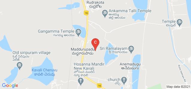 Damisetty Bala Suresh Institute of Technology, Maddurupadu, Nellore, Andhra Pradesh, India