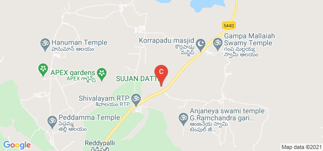 Srinivasa Ramanujan Institute of Technology, Anantapur, Andhra Pradesh, India