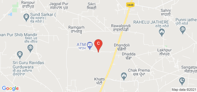 GNA University, Phagwara-Hoshiarpur Road, Sri Hargobindgarh, Punjab, India