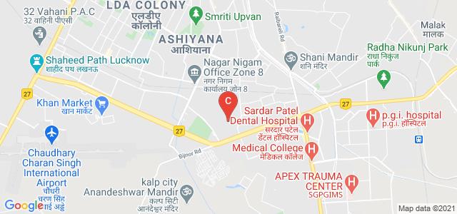 BBAU Internal Road, Babasaheb Bhim Rao Ambedkar University, Lucknow, Uttar Pradesh, India