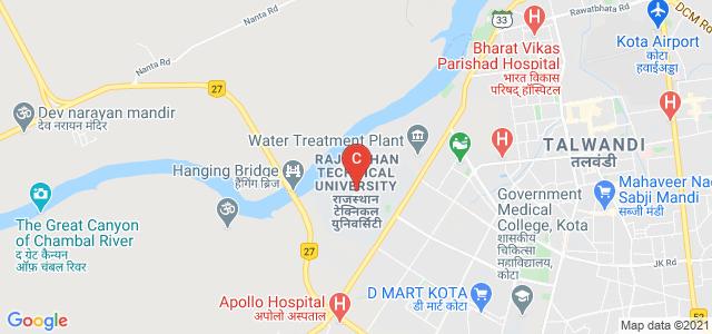 Rajasthan Technical University, Akelgarh, Kota, Rajasthan, India
