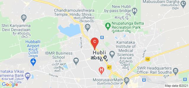 KLE Technological University, Vidya Nagar, Hubli, Karnataka, India