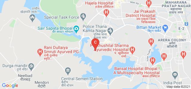 Indian Institute of Forest Management, Bhadbhada Road, Nehru Nagar, Bhopal, Madhya Pradesh, India