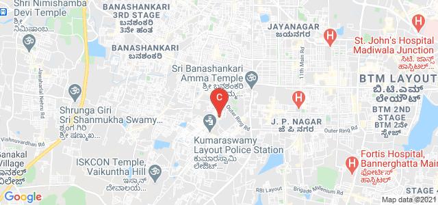 Dayananda Sagar College, 1st Stage, Bengaluru, Karnataka, India