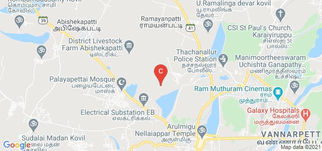 Rani Anna Government College for Women, Gandhi Nagar, Palayapettai, Tirunelveli, Tamil Nadu, India