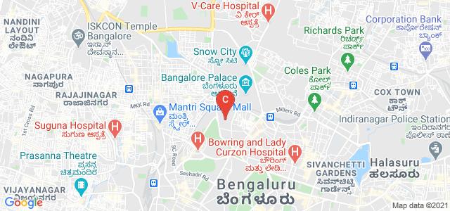 Mount Carmel College, Abshot Layout, Vasanth Nagar, Bangalore, Karnataka