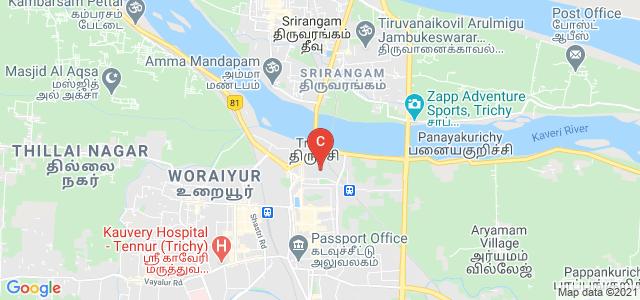 Seethalakshmi Ramaswami College, Sankaran Pillai Road, Melachinthamani, Tiruchirappalli, Tamil Nadu, India