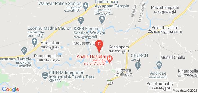 IIT Palakkad, Ahalia Campus, Kozhippara, Kerala, India