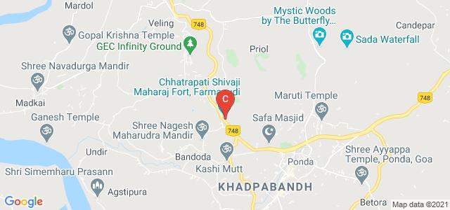 Indian Institute of Technology Goa, Ponda, Goa, India
