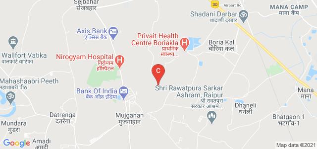 Indian Institute of Technology Bhilai, Old Dhamtari Road, Sejbahar, Chhattisgarh, India