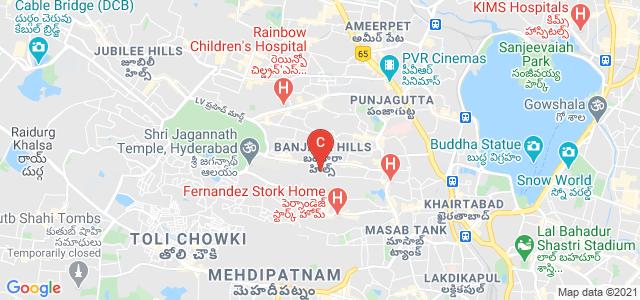 Banjara Hills, Hyderabad, Telangana 500034, India