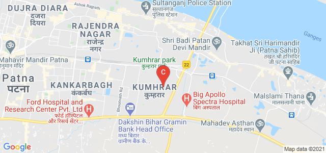 Maurya Vihar Colony, Patna, Bihar, India