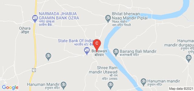 Borawan Bus Stand, Borawan, Madhya Pradesh, India