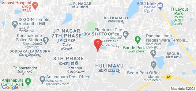Bannerghatta Main Road, Pai Layout, Hulimavu, Bengaluru, Karnataka, India