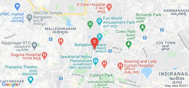 Mount Carmel Institute of Management, Palace Road, Abshot Layout, Vasanth Nagar, Bengaluru, Karnataka, India