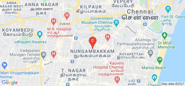 91, Valluvar Kottam High Road, Seetha Nagar, Chennai, Tamil Nadu, India
