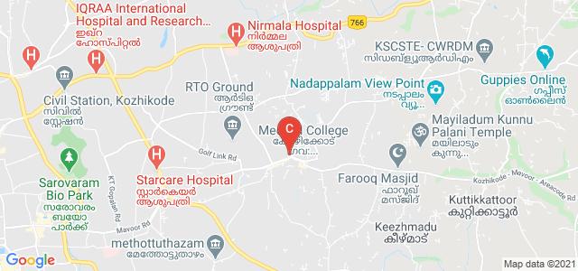 Government Dental College, Dental College Road, Building, Kozhikode, Kerala, India