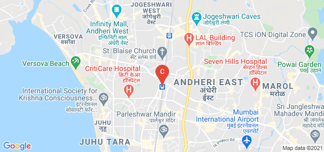 Andheri, Mumbai 400053, India