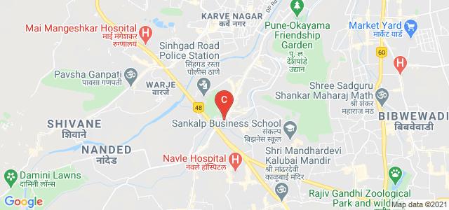Sinhagad Road, Vadgaon Budruk, Pune, Maharashtra, India