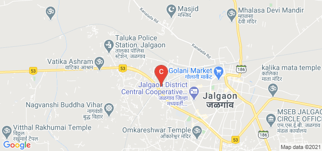 Dr.Ulhas Patil Law College, Baliram Peth, Jalgaon, Maharashtra, India
