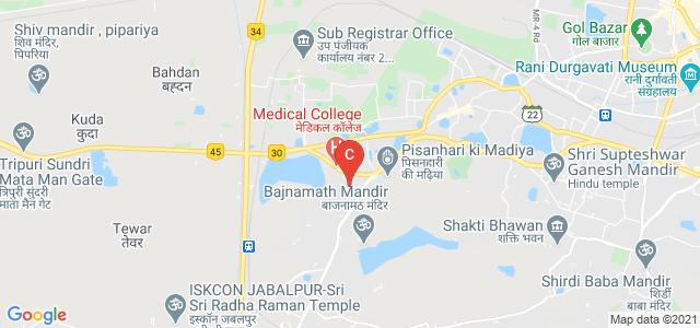 Netaji Subhash Chandra Bose Medical College, Tilwara Road, Doctors Colony, Medical College Colony, Jabalpur, Madhya Pradesh, India