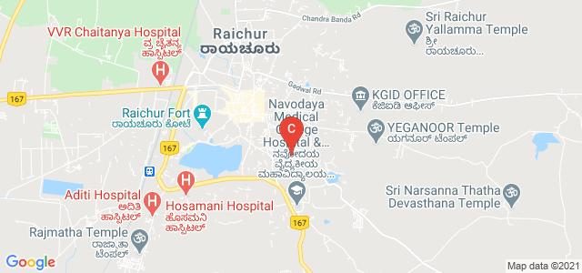 Ashok Nagar, Raichur, Karnataka, India