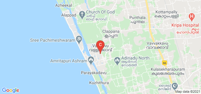 Amrita Vishwa Vidyapeetham, Amritapuri, Kollam, Kerala, India