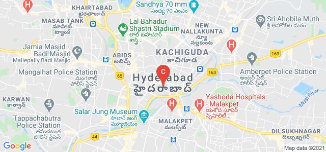 Osmania University College for Women, Koti Main Road, Esamiya Bazaar, Essamiya Bazaar, Kachiguda, Hyderabad, Telangana, India