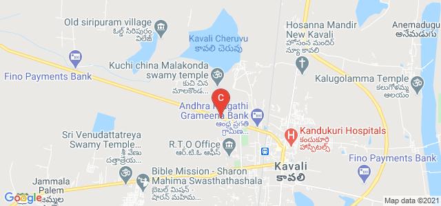 Peddapavani Rd, Vaddi Palem, Kavali, Andhra Pradesh 524201, India