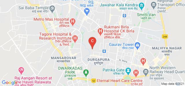 Durgapura, Prithviraj Nagar, Jaipur, Rajasthan, India