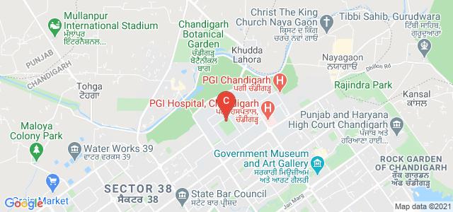 Panjab University, Sector 14, Chandigarh, India
