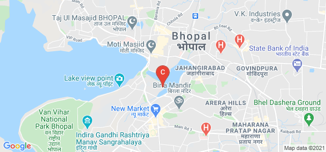 Professor Colony Road, MP Nagar, Professors Colony, Bhopal, MP, India