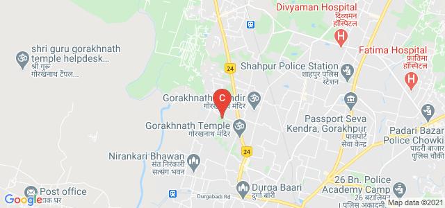 Siddharth Nagar Colony, Rajendra Nagar, Gorakhpur, Uttar Pradesh, India