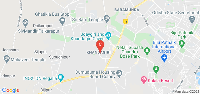 Khandagiri, Bhubaneswar, Khurda, Odisha 752054, India