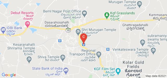 Beml Nagar, BEML Nagar, Kolar Gold Fields, Karnataka 563115, India