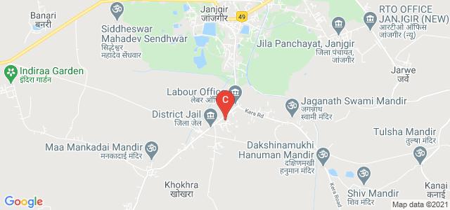 T.C.L. Govt. P.G. College, Janjgir, Janjgir, Chhattisgarh, India