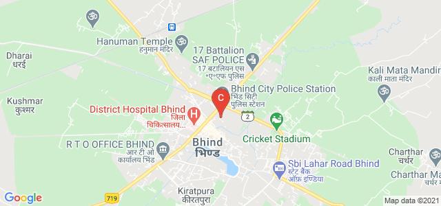 Mahveer Ganj, Bhind, Madhya Pradesh, India