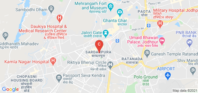 H K HI Tech College, Sardarpura, Jodhpur, Rajasthan, India