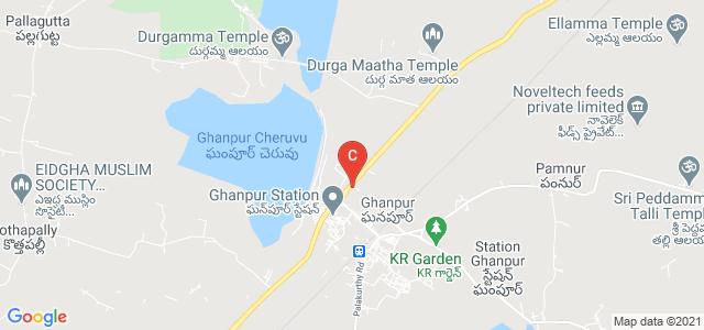 Vidya Jyothi Degree College, Ghanpur, Telangana, India