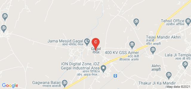 Gegal, Rajasthan 305802, India