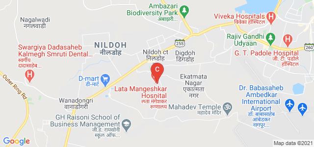 VSPM's Dental College & Research Center, Hingna Rd, Digdoh Hills, Police Nagar, Nagpur, Maharashtra, India